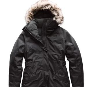 The NorthFace Women's Outer Boroughs Parka